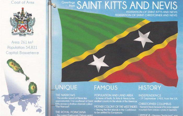 FOTW-St.Kitts