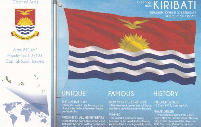FOTW-Kiribati