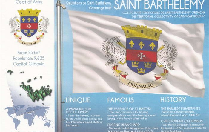 FOTW-St. Barthelemy