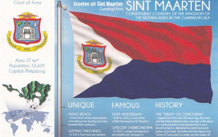 FOTW-Sint Maarten