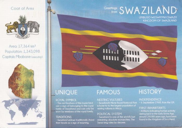 FOTW-Swaziland(Eswatini)