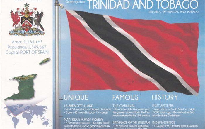 FOTW – Trinidad and Tobago