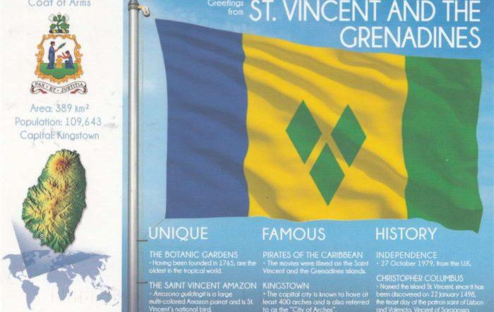 FOTW-Saint Vincent and the Grenadines