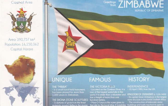 FOTW-Zimbabwe