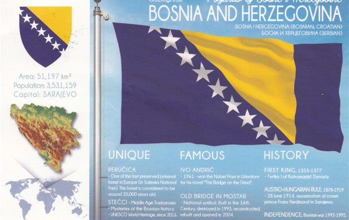 FOTW-Bosnia and Herzegovina