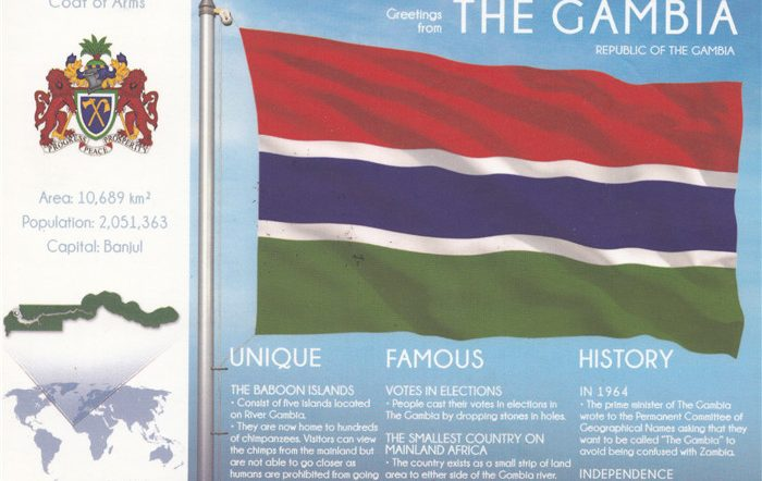 FOTW-Gambia